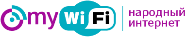 Logo mywifi long